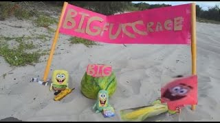 (YTP) Spongebob Fruit Snacks destroy the Bikini Bottom food supply