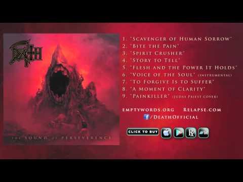 DEATH - 'The Sound of Perseverance' Reissue (Full Album Stream)