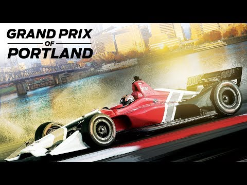 Friday at the 2018 Grand Prix of Portland