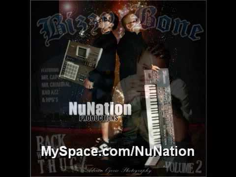 Bizzy Bone - Empty out my clip (Prod By NuNation Productions)