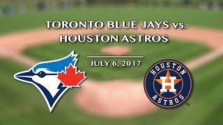 Toronto Blue Jays vs. Houston Astros @ Rogers Centre 7/6/17 - J&C Toronto