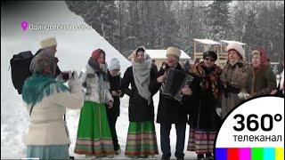 В Одинцовском районе проходит самая зрелищная Масленица
