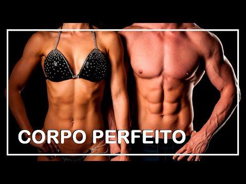 Veja aqui dicas para ter um corpo perfeito. 'THE SEARCH FOR THE PERFECT BODY.'