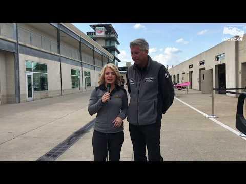 Meet Arrow Schmidt Peterson Motorsports spotter Brian Robson