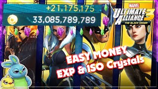 EASY EXP, GOLD & ISO-8 FARM - Marvel Ultimate Alliance 3: The Black Order