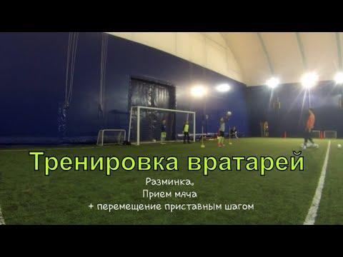 Тренировка вратарей. Лев Горелик. 14.09.2017