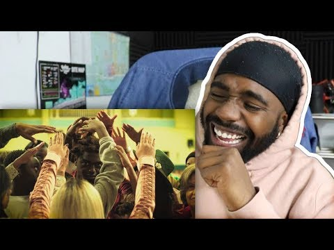 REACTING TO Kodak Black - Roll In Peace feat. XXXTentacion (Official Music Video)