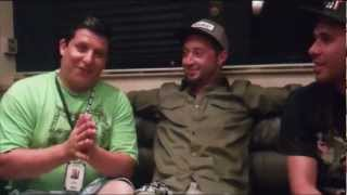 The Chicharones interview with Parable [2012 Vans Warped Tour x Bring It Back]