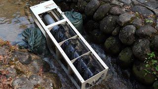 Ultra-Small Water Power Generator