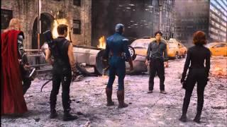 Клип про Мстителей