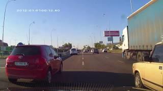 Олени на дороге, Киев. Часть 1.
