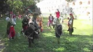 preview picture of video 'Várostrom Játék Sárospatak 2011'