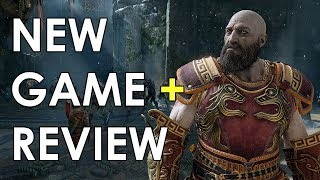 God Of War: New Game Plus Mode Review