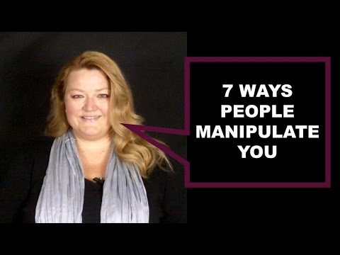 7 Methods of Manipulation by Melody Fletcher