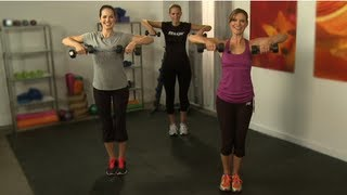 10-Minute Workout For Tank Top Arms by popsugarliving