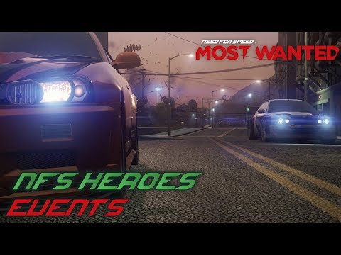 Need For Speed: Most Wanted (2012) - NFS Heroes Pack Events (PC)