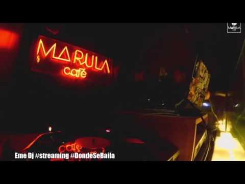 Eme Dj @ Marula Café