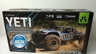 NEW!! Axial Yeti Kit Version - Unboxed!