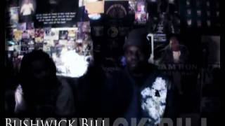 The Legendary Bushwick Bill at Chop Shop Studios Mobile Ala Fm Tv Dj Fullmoon.wmv