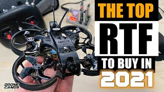 BEST Beginner Drone in 2021 - Geprc Tinygo RTF 4K Bundle - REVIEW & 4K FLIGHTS ????