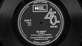 Arkells - Get Ready (The Temptations)