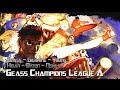 Ultra Street Fighter 4 - Geass Champions League A - Journée Finale
