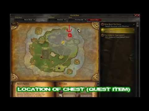 WoW Timeless Isle - Rolo's Riddle - How To Get To Last Clue!