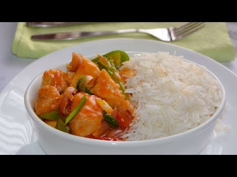 HOW TO MAKE SWEET AND SOUR CHICKEN – SWEET AND SOUR CHICKEN SAUCE – ZEELICIOUS FOODS