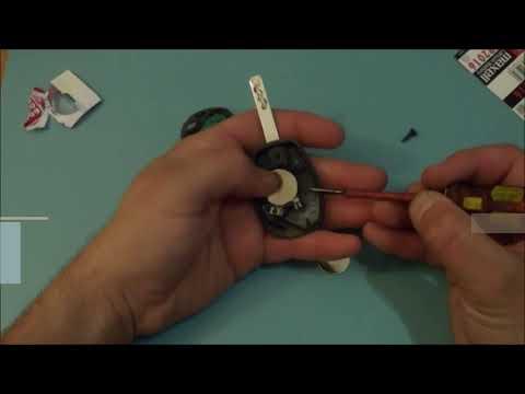 Solución problema con el mando del coche y cierre centralizado por 2€