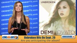 Billboard Picks Demi Lovato's Unbroken Album