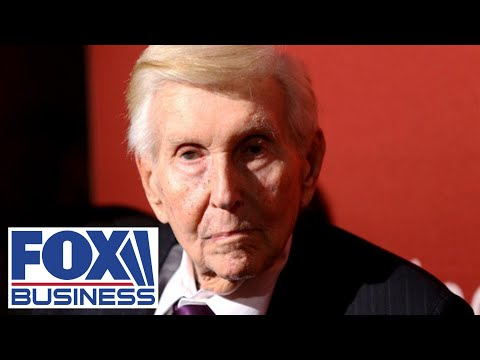 Media mogul Sumner Redstone dies
