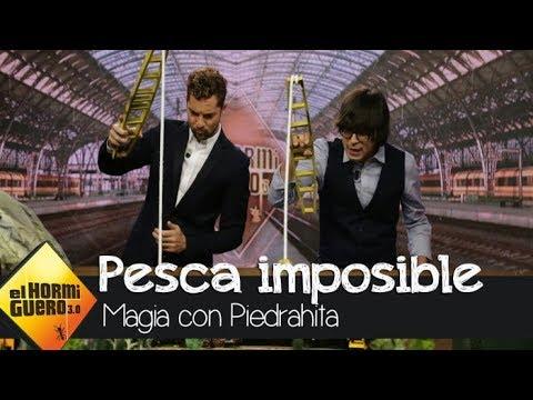 TIMOS AL DESCUBIERTO… PESCA IMPOSIBLE