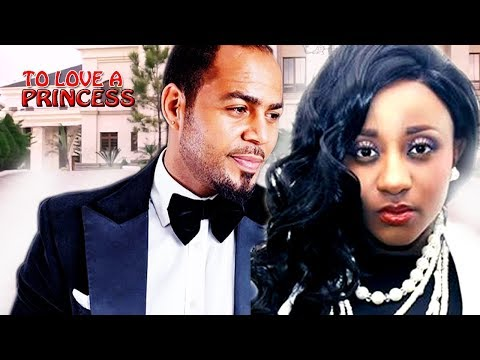 To Love A Princess Season 2  - Ini Edo & Ramsey  Noah Latest Nigerian Movie