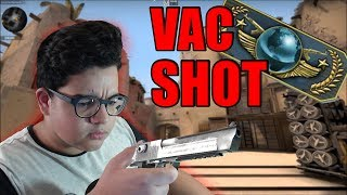 VAC SHOT COMPETITIVO NO SUPREMO - CS:GO