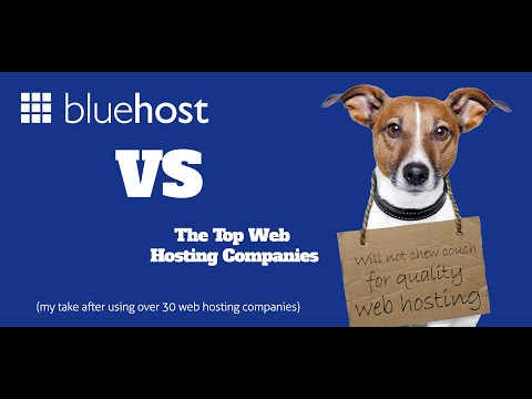 BlueHost Review – BlueHost vs LiquidWeb vs DigitalOcean vs GoDaddy vs HostGator vs 1and1 vs JustHost