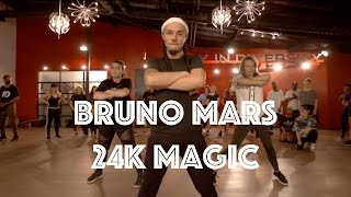 Bruno Mars   24K Magic | Hamilton Evans Choreography