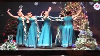 """Mkhitaryan dance studio_New year_-_""""Hov areq"""""""