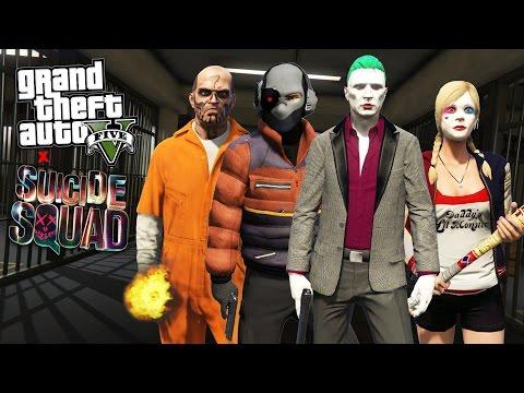 Grand Theft Auto V Walkthrough - SPONGEBOB'S ADVENTURES!! (GTA 5