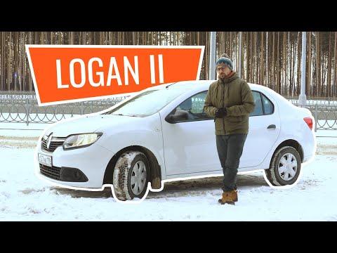 Фото к видео: Обзор Renault Logan 2. Это провал?