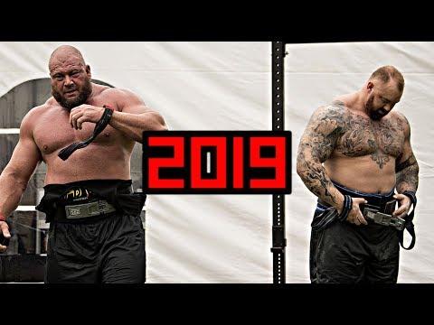 2019 World's Strongest Man Results (New Winner)