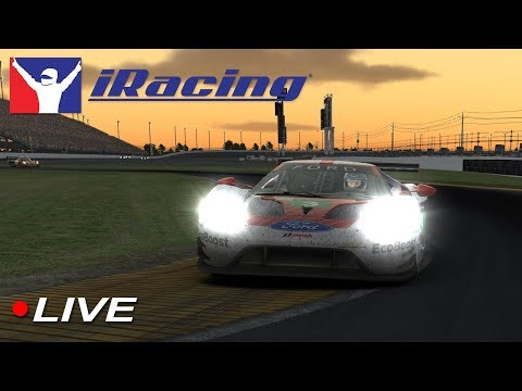 IRacing 24 Hours Of Daytona Part #2 | Live Mp3