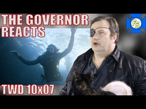 THE WALKING DEAD 10x07 Reaction – The Governor Reacts