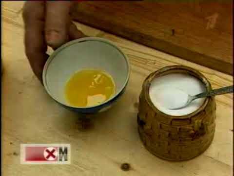 """Золотой запас """"Малахов+"""". Как лечить кровоточивость дёсен. Соль с мёдом."""
