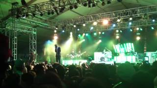 Frank Ocean - Love Crimes Coachella 2012