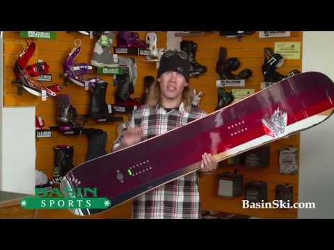 Salomon Rancho Snowboard Review 2014