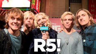 R5 Releasing Second Record In 2015!