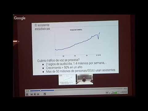 Desenvolvemento de sistemas de recoñecemenento de fala mutilingües: por que Google desenvolve tecnoloxía en galego?