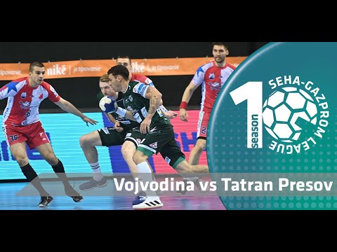 Tatran finished first PLAY-OFF match in style! I Match highlights I Vojvodina vs Tatran Presov