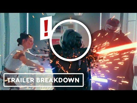 Star Wars: The Rise of Skywalker Final Trailer Breakdown - Rewind Theater
