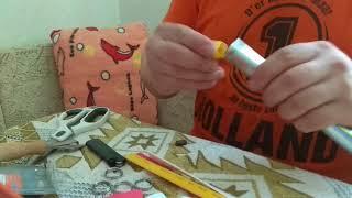 Изготовить пилькер своими руками на саргана